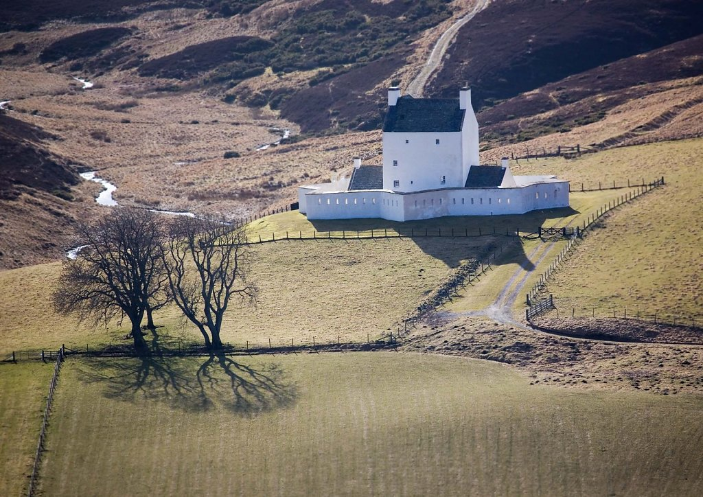 """Home on the pass"", Corgarff Castle"