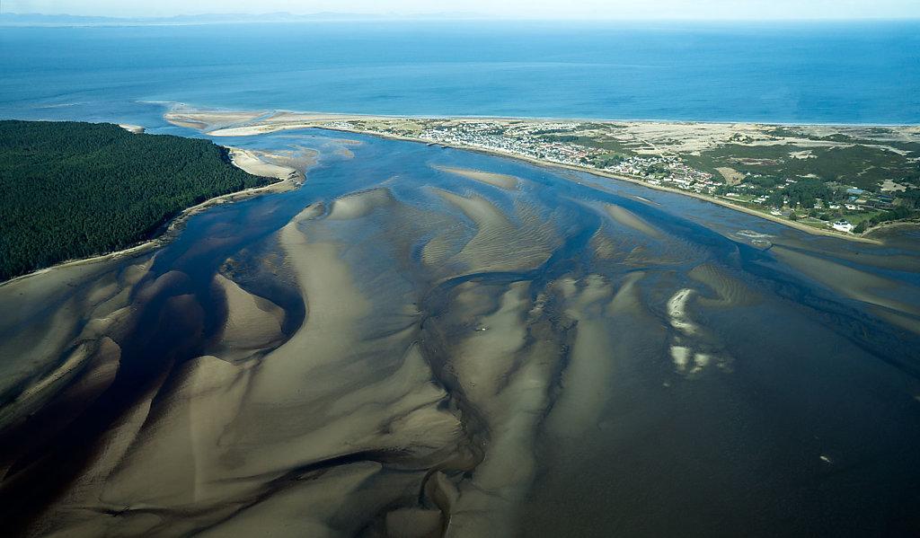 Findhorn delta
